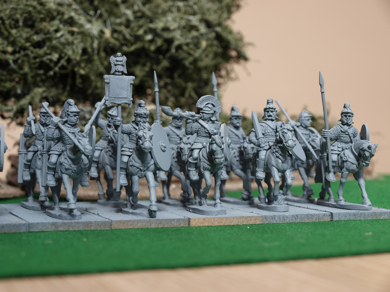 Auxiliary Cavalry Ud53a Auxiliary Cavalry Unit